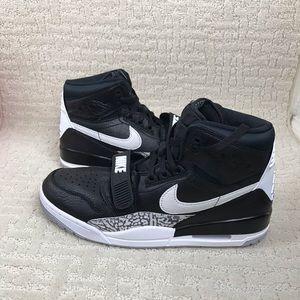 Nike Air Jordan Legacy 312 'Black Cement'